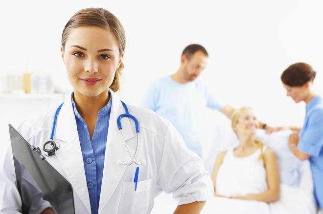 Consulte um médico antes da prática de exercícios
